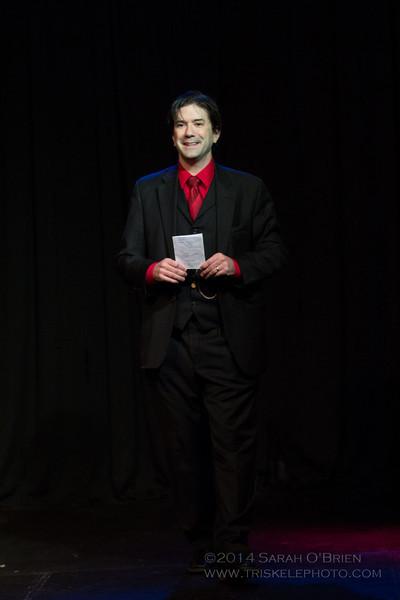 Magician Evan